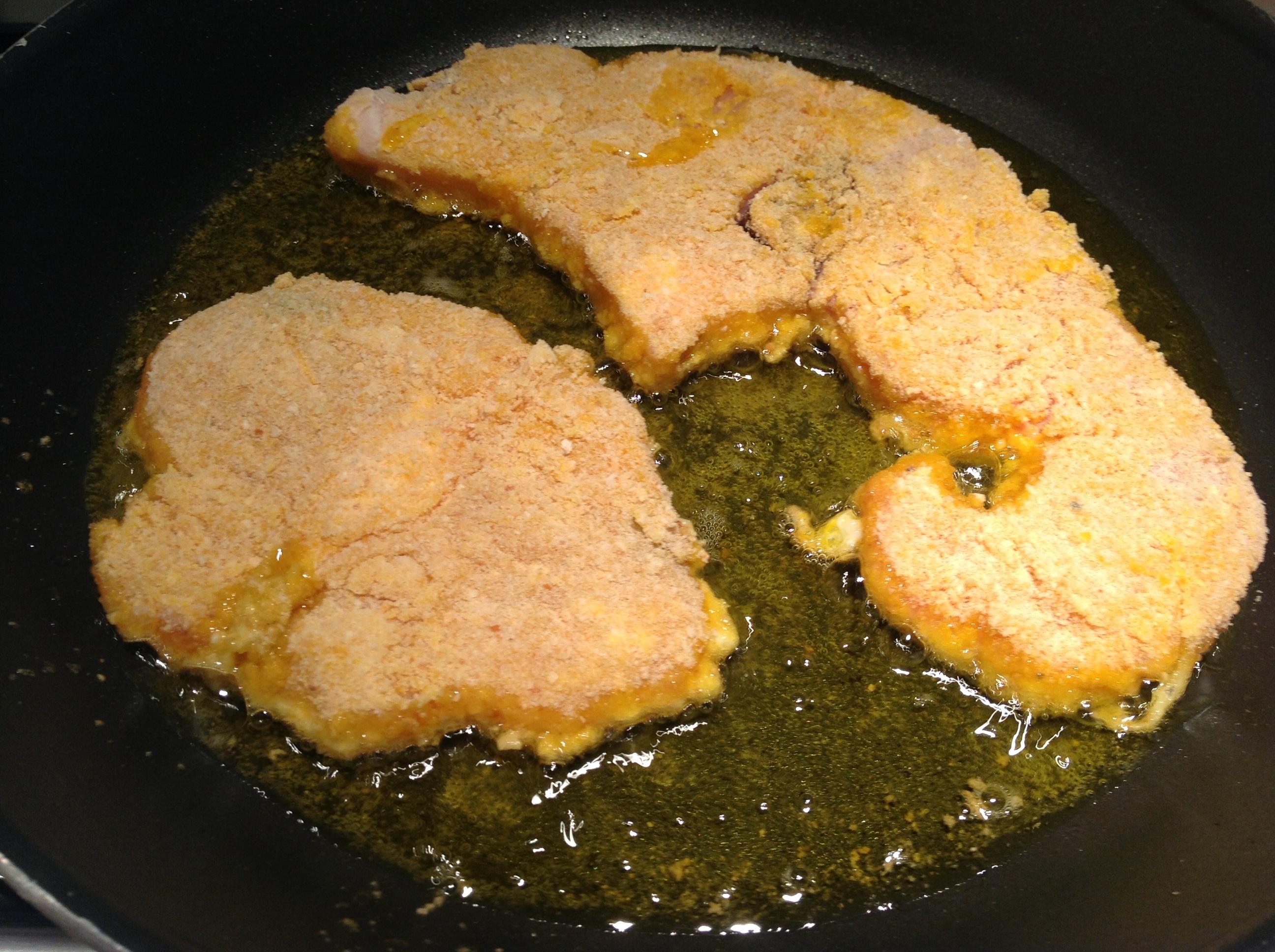 Vitello Di Mare In Crosta Dorata Cucinachespasso