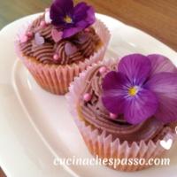 Cup cakes di Violetta