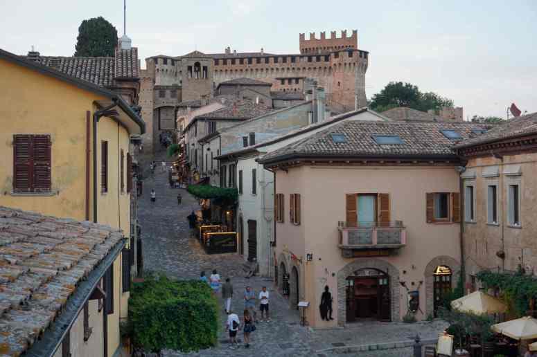 Borgo di Gradara