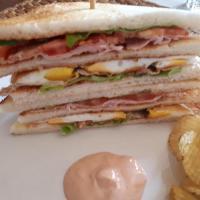 Il nostro family club sandwich